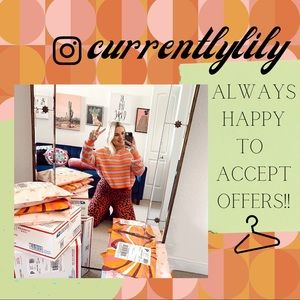 Happy to accept your offers!!💕